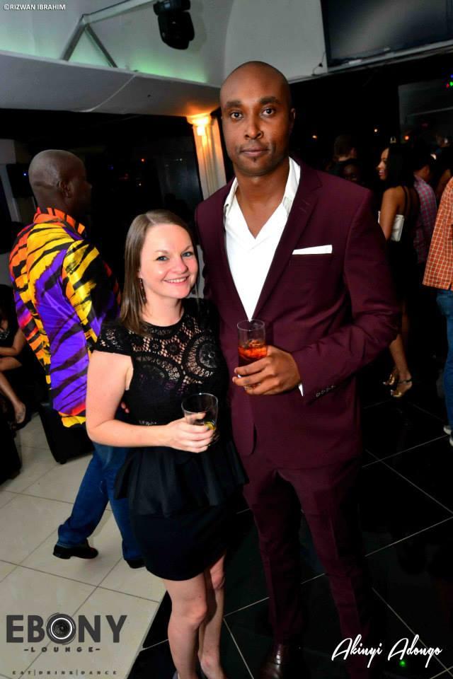 70 The Grand Opening of Ebony Lounge Westlands Naairobi Akinyi Adongo