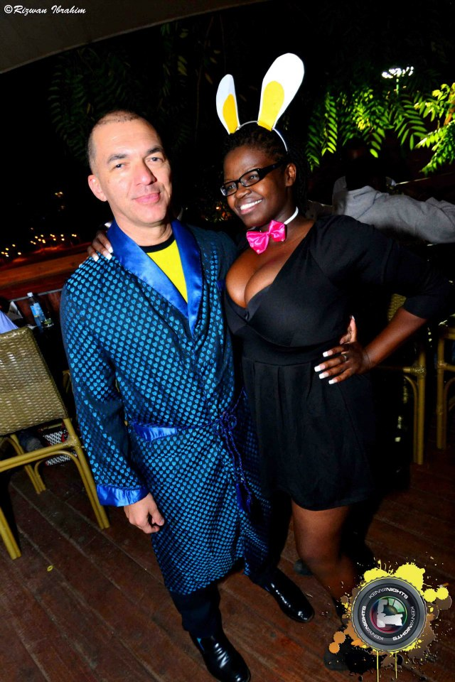 8 Playboy Party by Akinyi Adongo Nairobi Kenya Africa 2013