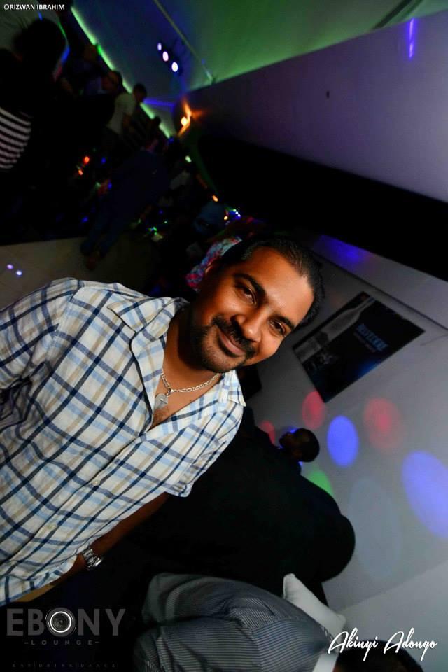 80 The Grand Opening of Ebony Lounge Westlands Naairobi Akinyi Adongo