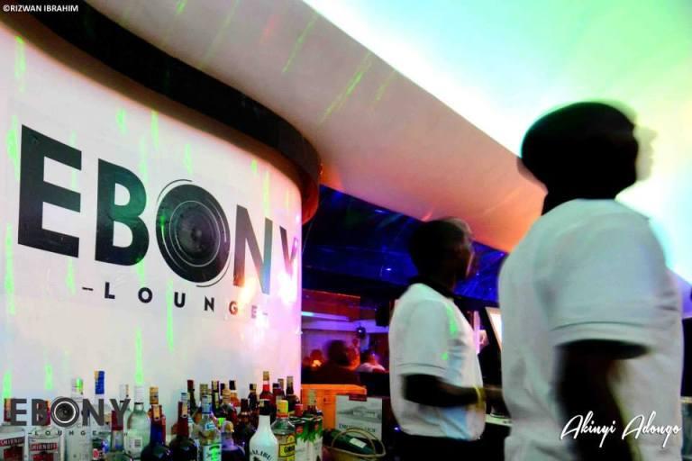 97 The Grand Opening of Ebony Lounge Westlands Naairobi Akinyi Adongo
