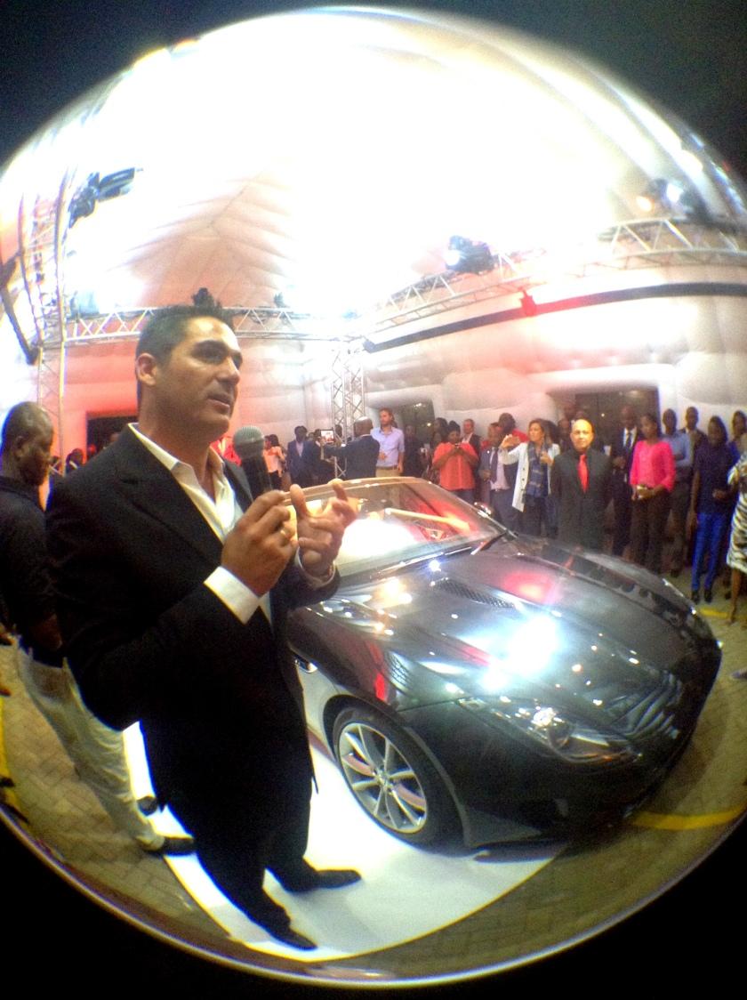 Jaguar's Sean Renton