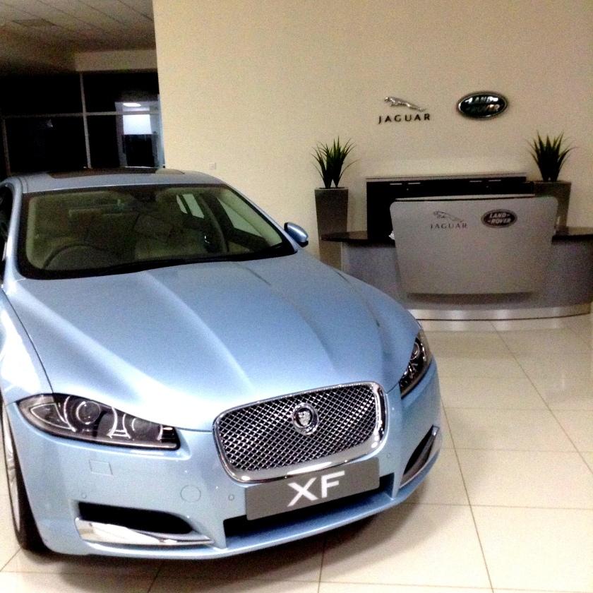 Jaguar XF Nairobi Kenya 2014 Akinyi Adongo 55