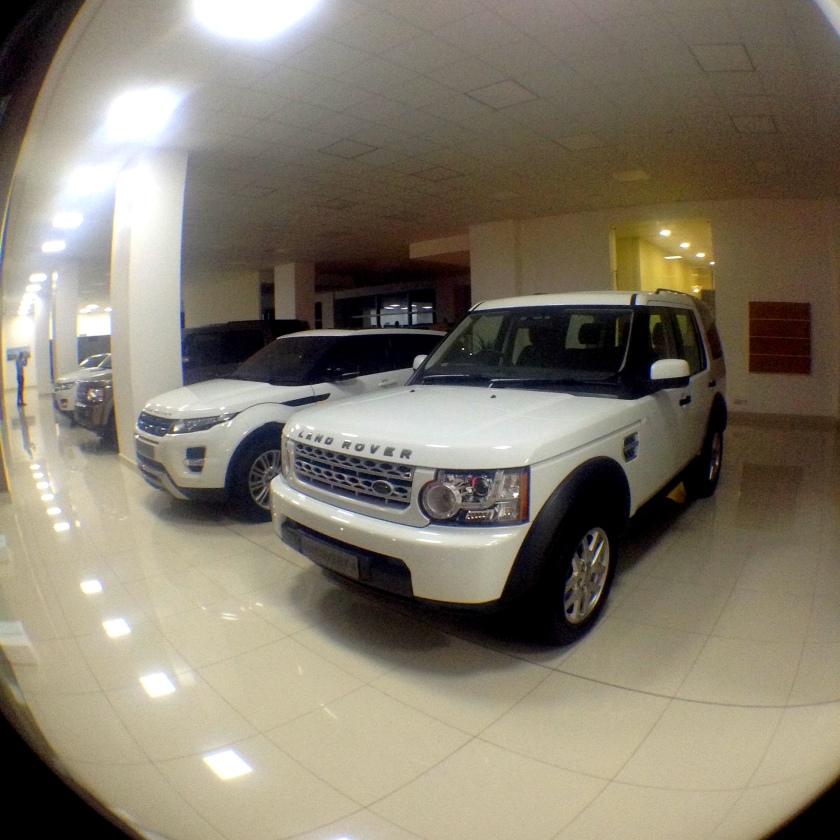 Land Rover Discovery 4 Nairobi Kenya 2014 Akinyi Adongo 58