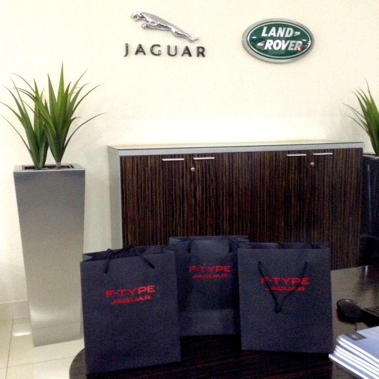 Landrover Offices Jaguar F Type Launch in Nairobi Akinyi Adongo 52