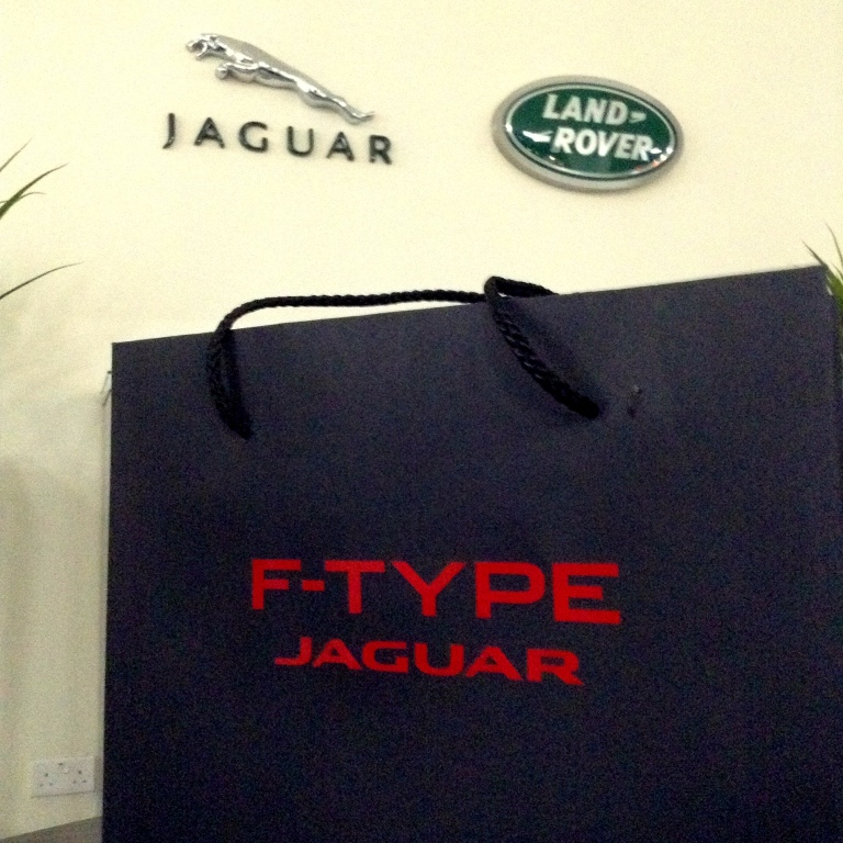 Landrover Offices Jaguar F Type Launch in Nairobi Akinyi Adongo 53