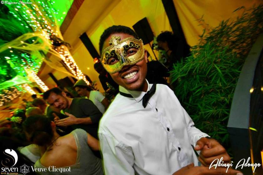 125 Akinyi Adongo Halloween Yelloween Party Veuve Clicquot Nairobi