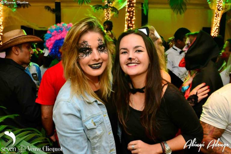 140 Akinyi Adongo Halloween Yelloween Party Veuve Clicquot Nairobi