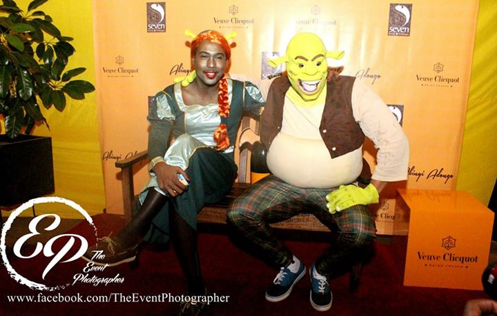 224 Akinyi Adongo Halloween Yelloween Party Veuve Clicquot Nairobi