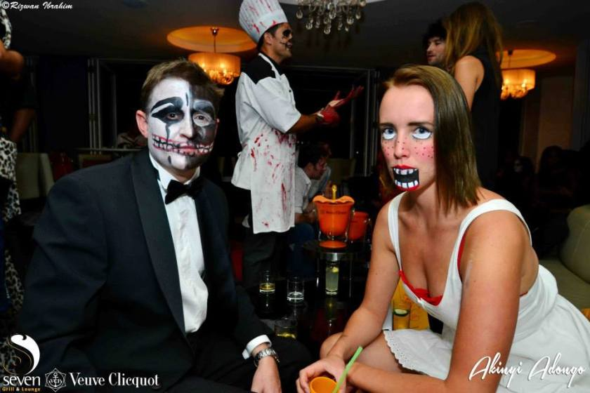 55 Akinyi Adongo Halloween Yelloween Party Veuve Clicquot Nairobi