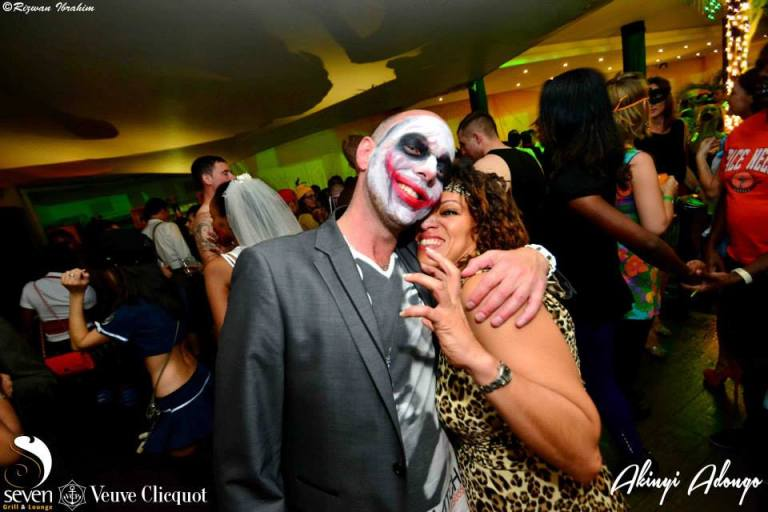 56 Akinyi Adongo Halloween Yelloween Party Veuve Clicquot Nairobi