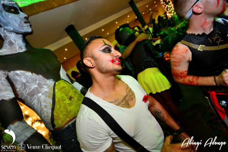 64 Akinyi Adongo Halloween Yelloween Party Veuve Clicquot Nairobi