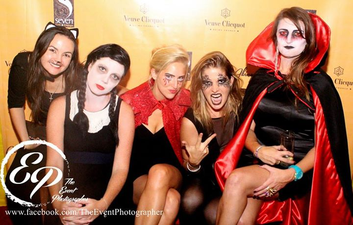 65 Akinyi Adongo Halloween Yelloween Party Veuve Clicquot Nairobi