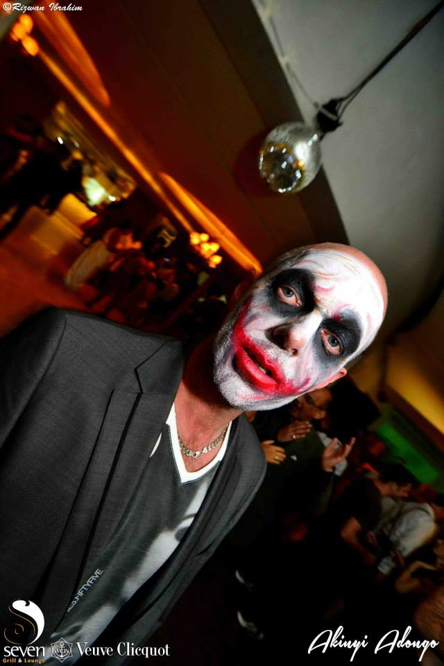 66 Akinyi Adongo Halloween Yelloween Party Veuve Clicquot Nairobi