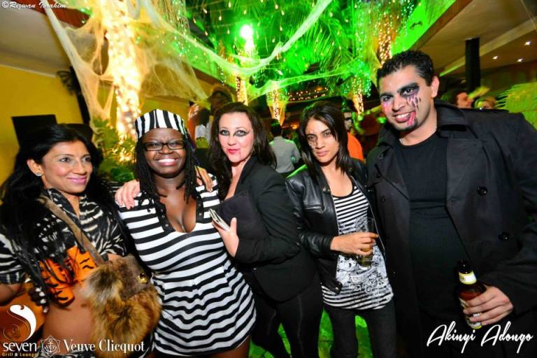 69 Akinyi Adongo Halloween Yelloween Party Veuve Clicquot Nairobi