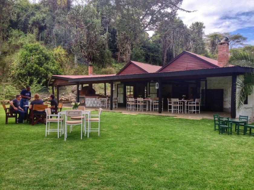 6. Ranch House Bistro Naivasha Akinyi Adongo