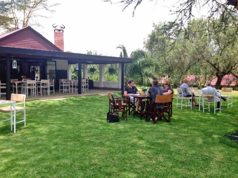 7. Ranch House Bistro Naivasha Akinyi Adongo