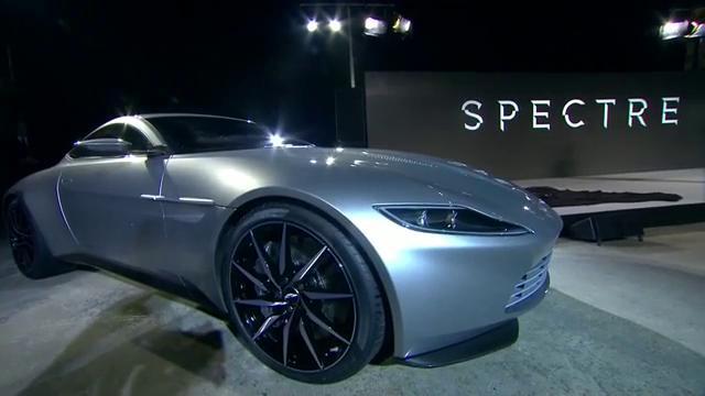 2 Spectre James Bond 2015
