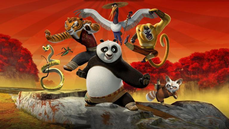 Kung Fu Panda 3 2015