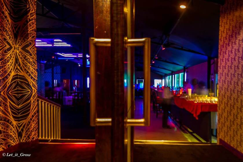 Akinyi Adongo Florida Nightclub Nairobi 3
