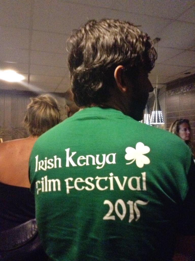 1 St Patrick's Day Kenya Akinyi Adongo Irish Kenya Film Festival 2015