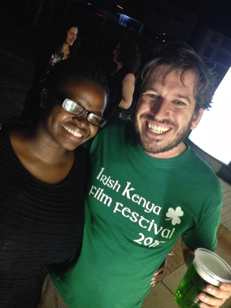 9 St Patrick's Day Kenya Akinyi Adongo Irish Kenya Film Festival 2015