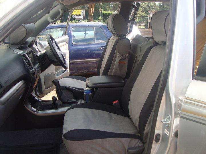 Sandstorm Seat Covers 1