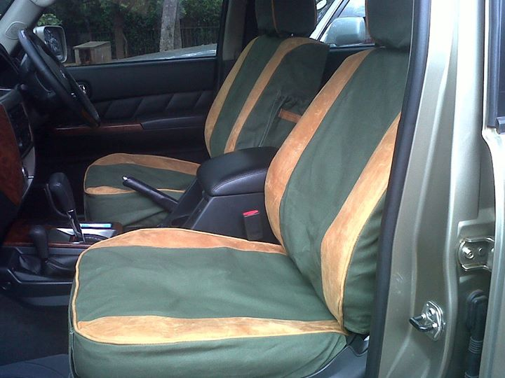 Sandstorm Seat Covers 3