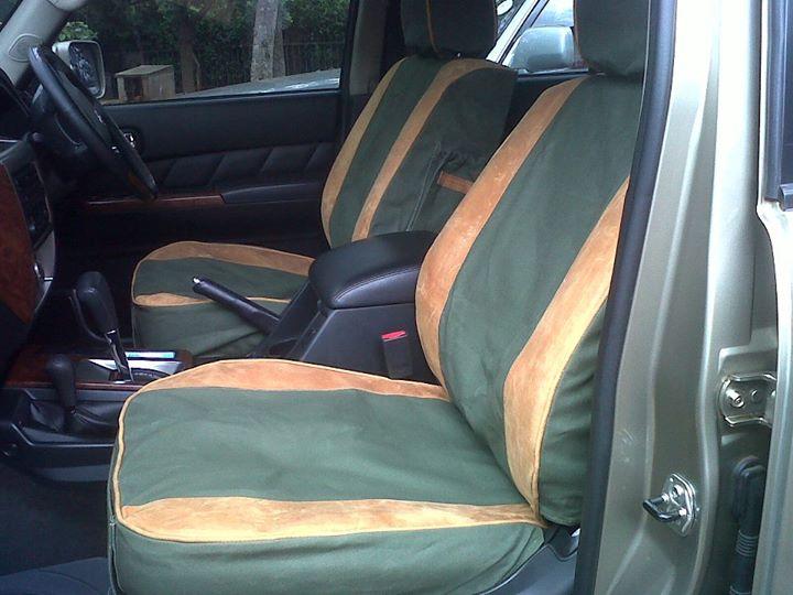 Sandstorm Seat Covers 3