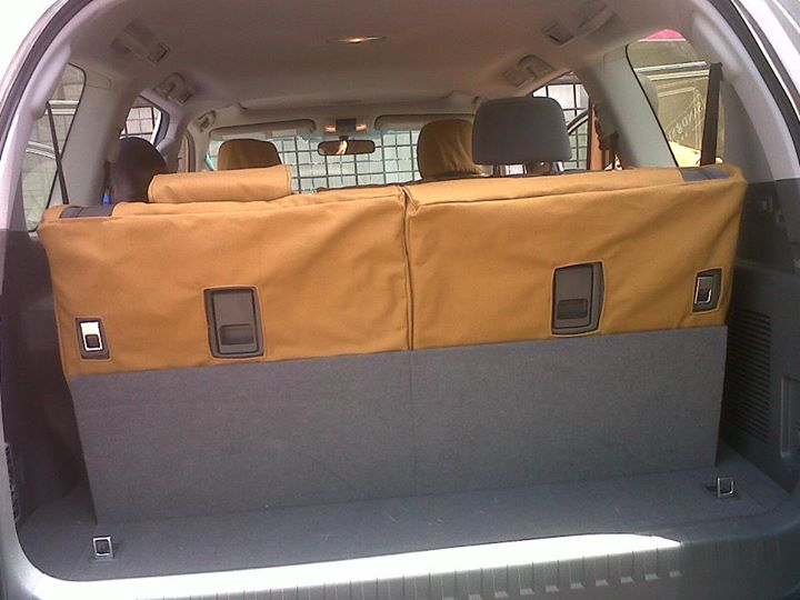 Sandstorm Seat Covers 4