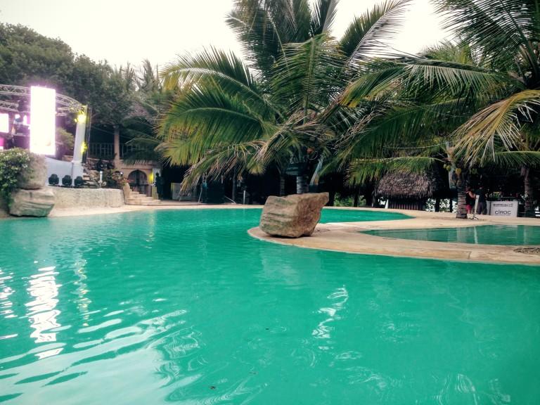 21 Ciroc Vodka Pineapple Launch Akinyi Adongo Swahili Beach Diani