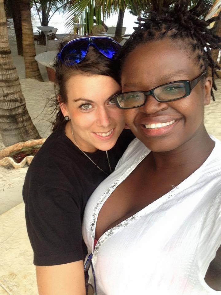 31 Ciroc Vodka Pineapple Launch Akinyi Adongo Swahili Beach Diani