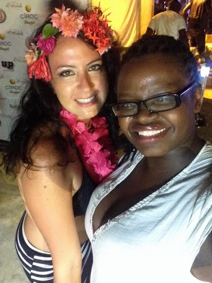 38 Ciroc Vodka Pineapple Launch Akinyi Adongo Swahili Beach Diani