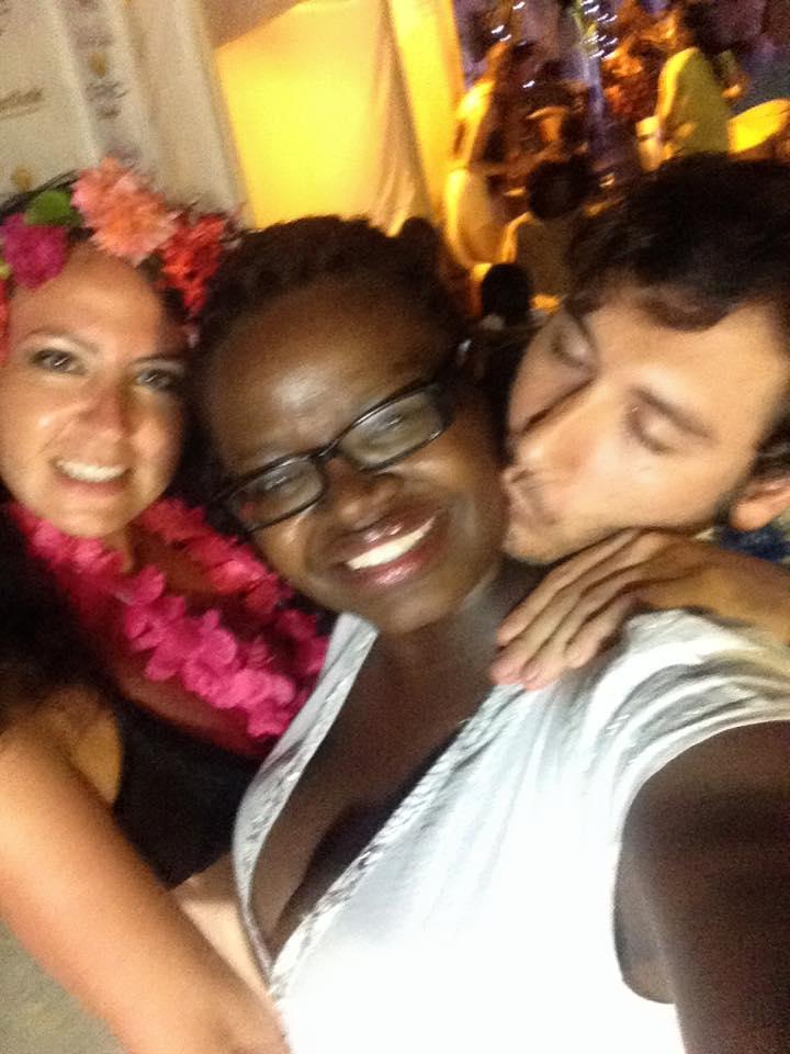 46 Ciroc Vodka Pineapple Launch Akinyi Adongo Swahili Beach Diani