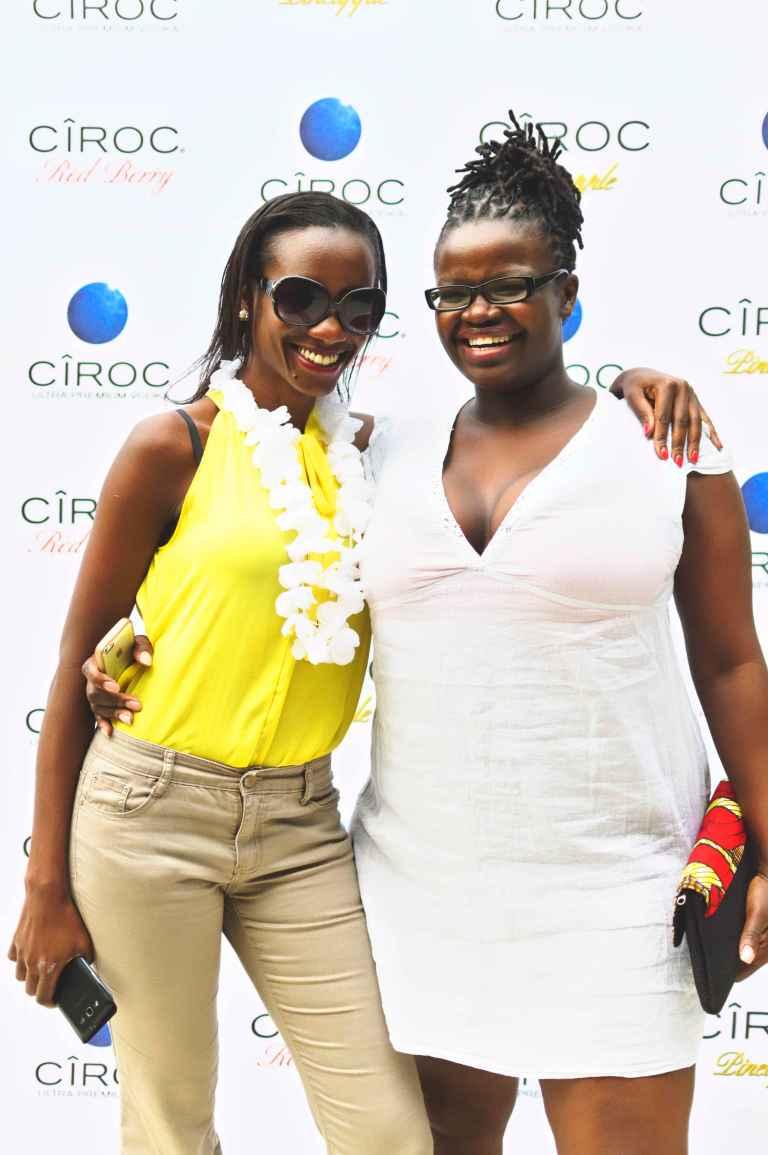 50 Ciroc Vodka Pineapple Launch Akinyi Adongo Swahili Beach Diani