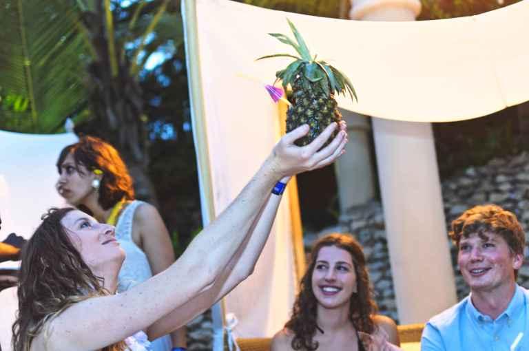 53 Ciroc Vodka Pineapple Launch Akinyi Adongo Swahili Beach Diani
