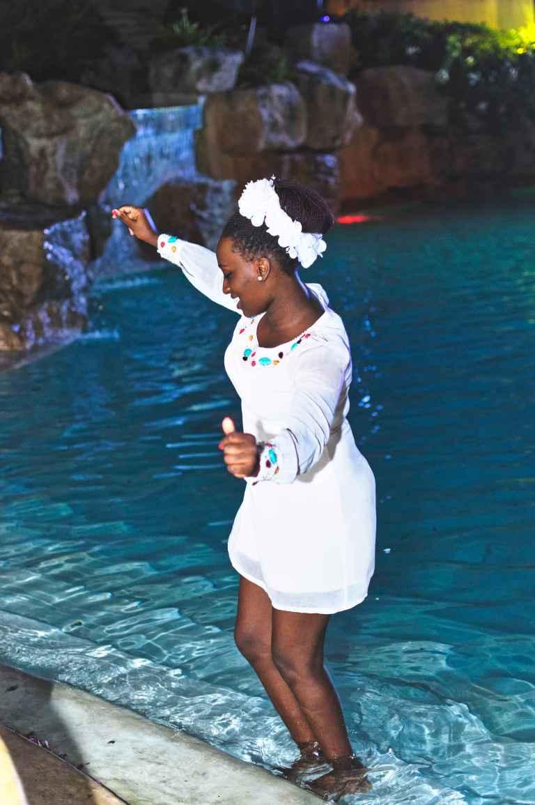 55 Ciroc Vodka Pineapple Launch Akinyi Adongo Swahili Beach Diani