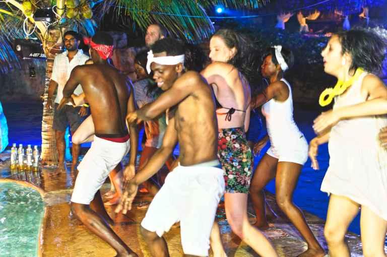 57 Ciroc Vodka Pineapple Launch Akinyi Adongo Swahili Beach Diani