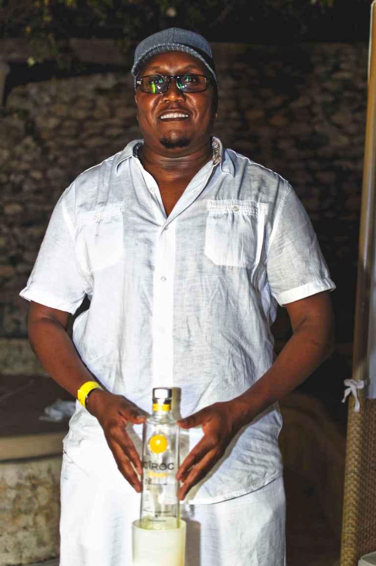 60 Ciroc Vodka Pineapple Launch Akinyi Adongo Swahili Beach Diani