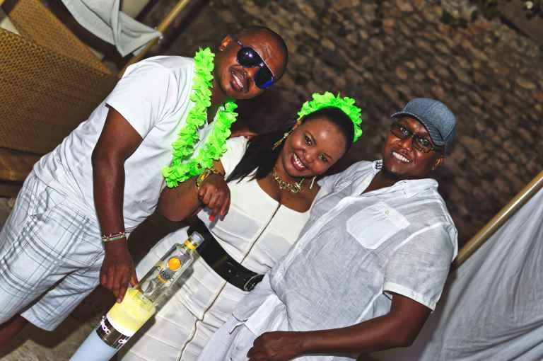 61 Ciroc Vodka Pineapple Launch Akinyi Adongo Swahili Beach Diani