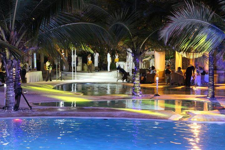 63 Ciroc Vodka Pineapple Launch Akinyi Adongo Swahili Beach Diani