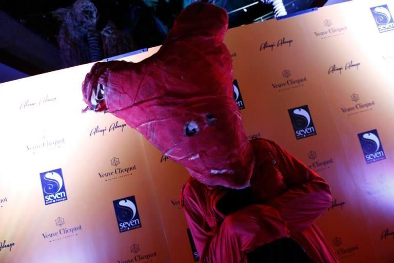 11 Halloween Costume Party Nairobi Kenya Akinyi Adongo