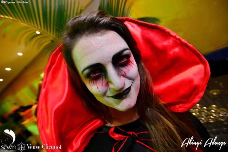12 Vampire Halloween Costume Party Nairobi Kenya Akinyi Adongo