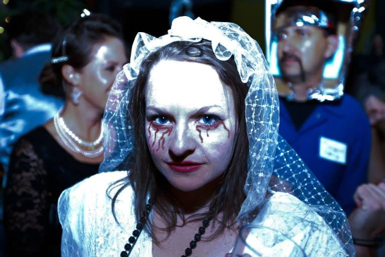 13 The Bride Halloween Costume Party Nairobi Kenya Akinyi Adongo