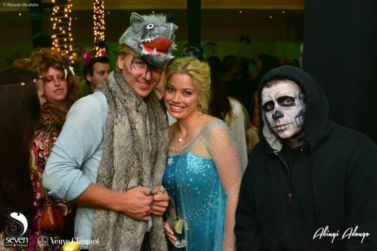 14 Elsa Halloween Costume Party Nairobi Kenya Akinyi Adongo