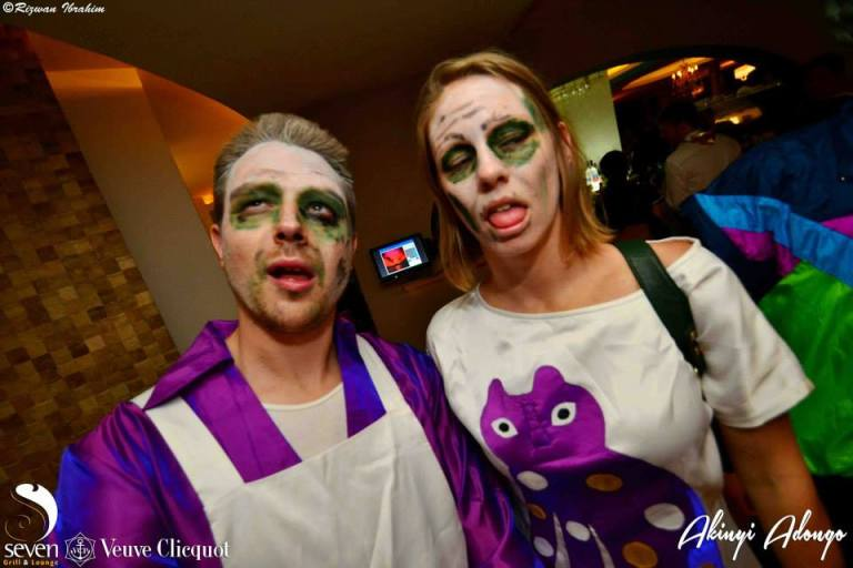 26. The Sick Couple Halloween Costume Party Nairobi Kenya Akinyi Adongo