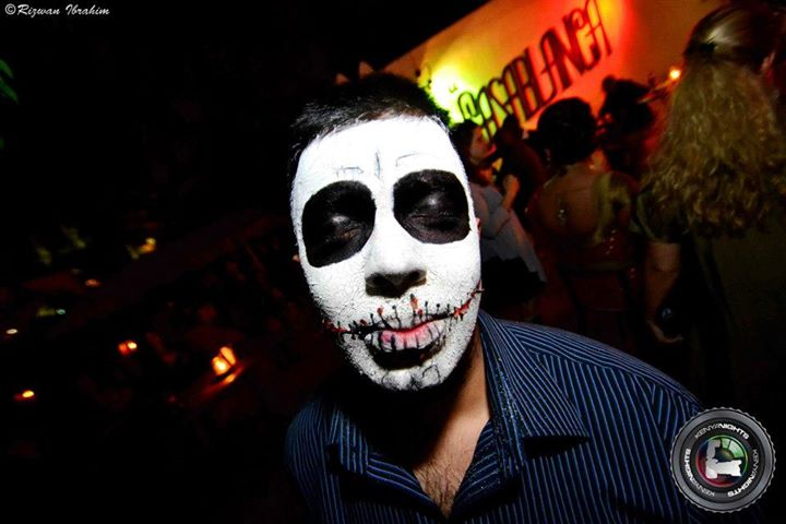 28. Halloween Face Halloween Costume Party Nairobi Kenya Akinyi Adongo