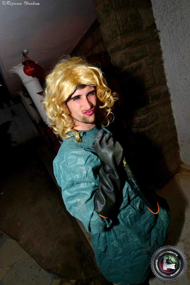 31. Hotel Transylvania Halloween Costume Party Nairobi Kenya Akinyi Adongo