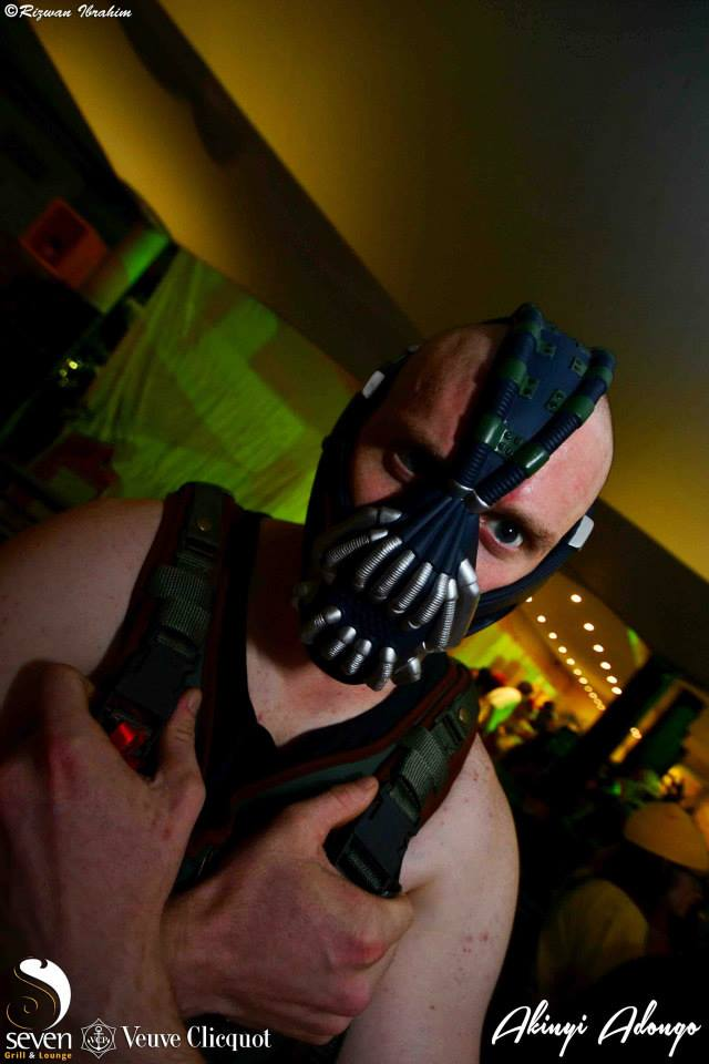 35.. Bane Halloween Costume Party Nairobi Kenya Akinyi Adongo