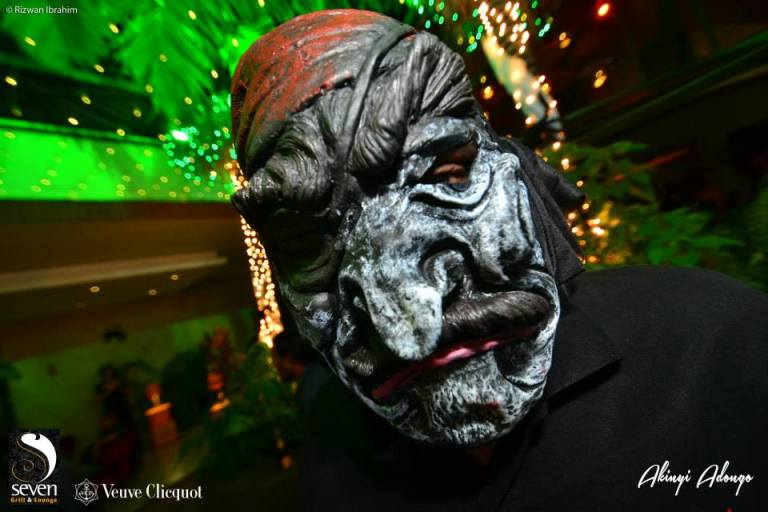 47. Halloween Costume Party Nairobi Kenya Akinyi Adongo