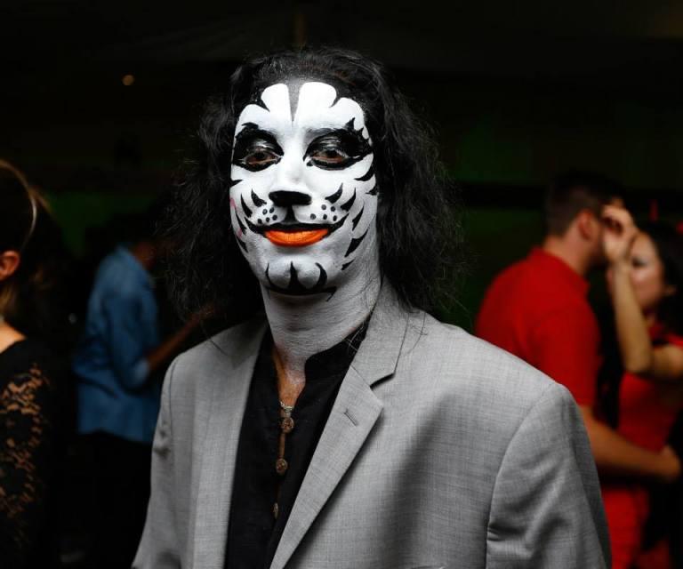 55. Halloween Costume Party Nairobi Kenya Akinyi Adongo